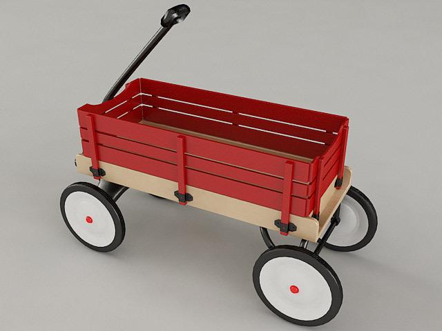 Toy Wagon 23