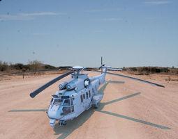 eurocopter model 3d model max obj 3ds fbx mtl