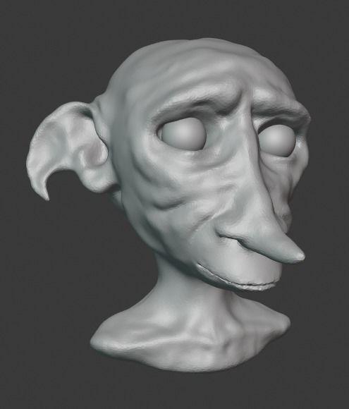 Dobby from Harry Potter