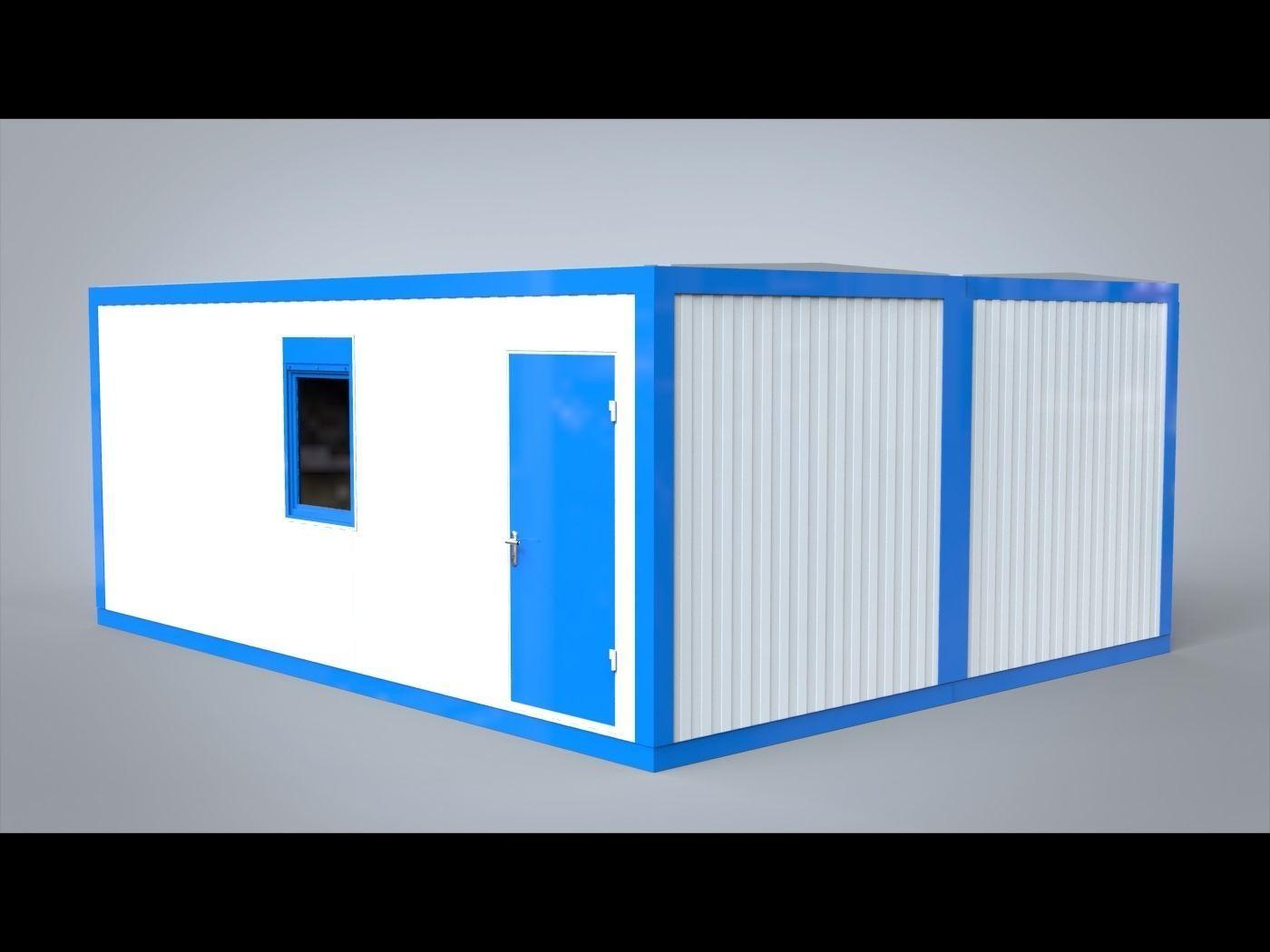 Modular office 30m2