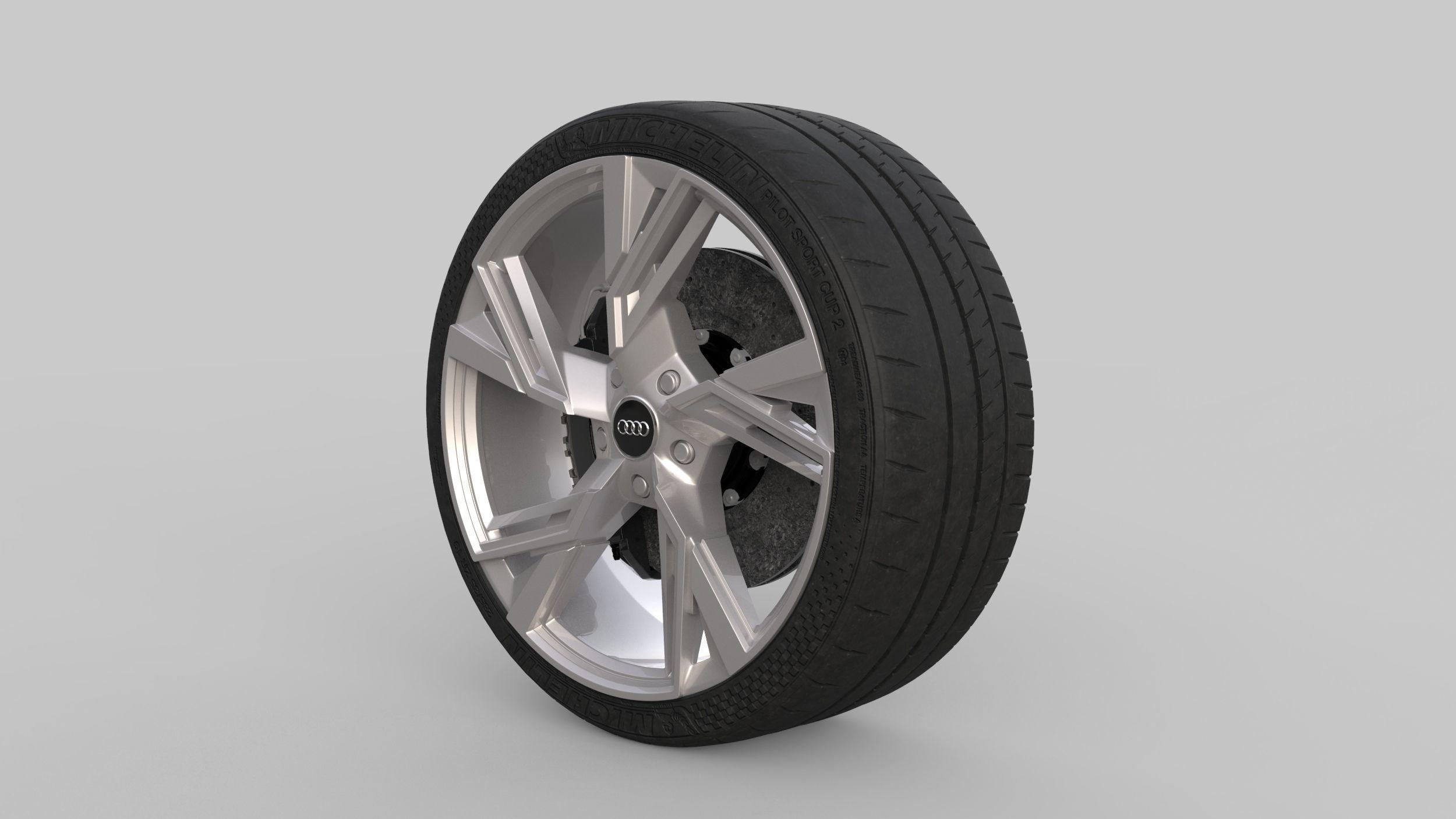 Wheel Audi rs6