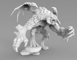 dota 2 roshan 3d print model