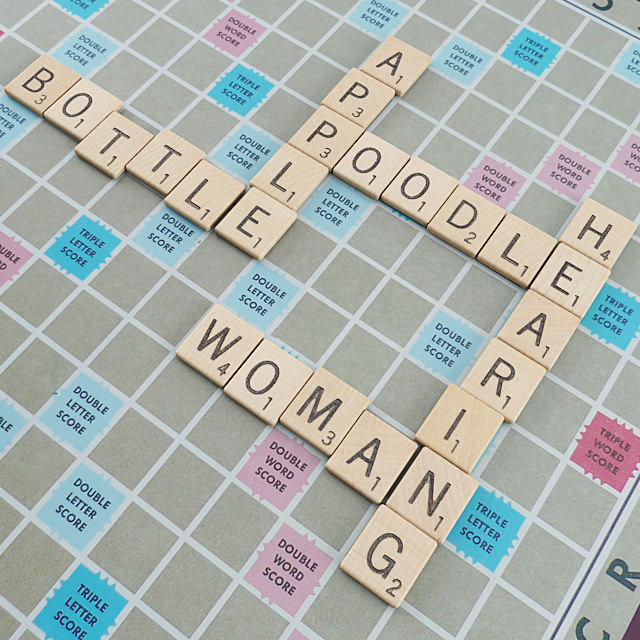 Coupon for scrabble board game : Camel freebies