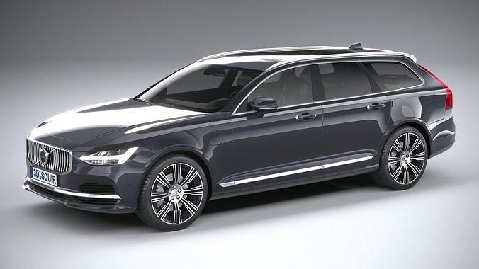 Volvo V90 Estate 2020