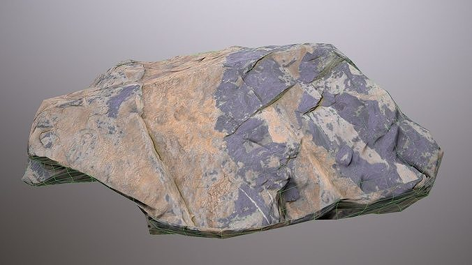 Persian Red Rock