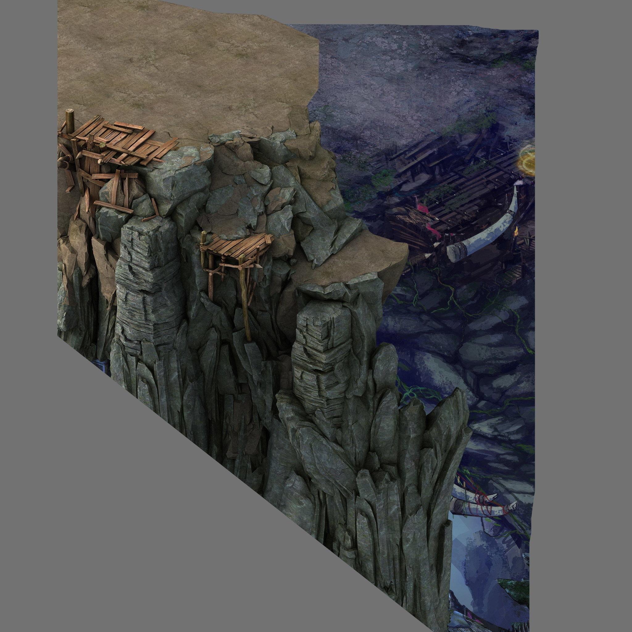 Terrain - Stone Road 03