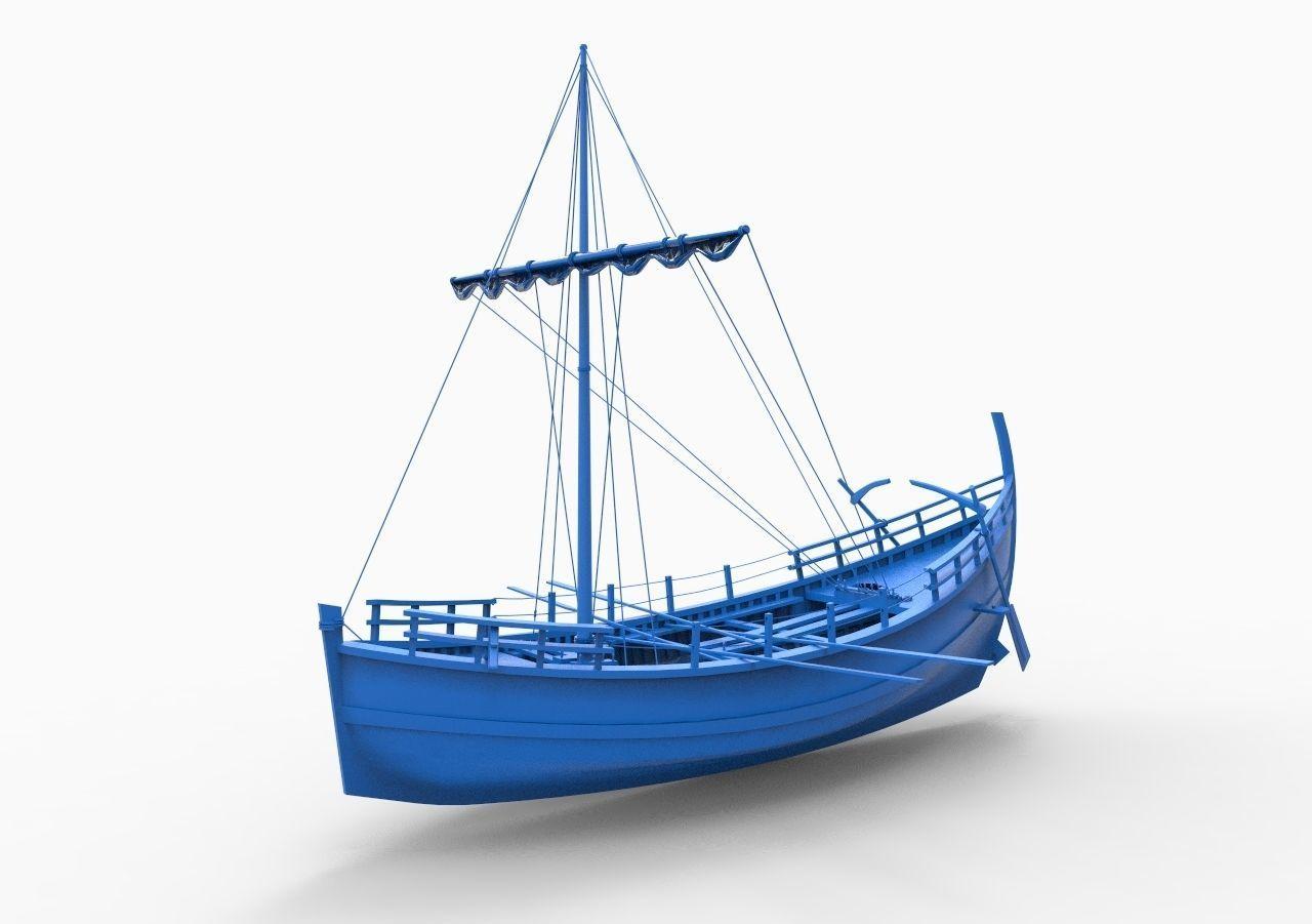 Greek Ancient ship KYRENIA