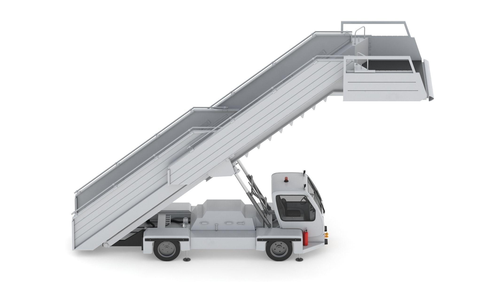 Passenger Steps Car