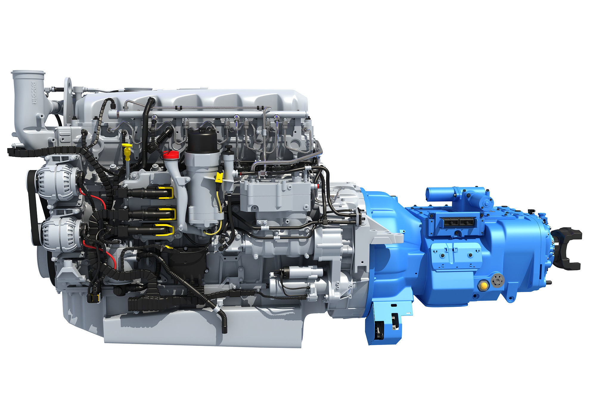 Powertrain Diesel Engine