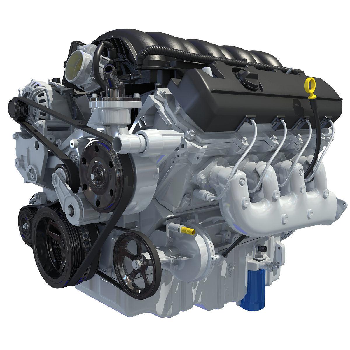 V8 Car Engine 2020