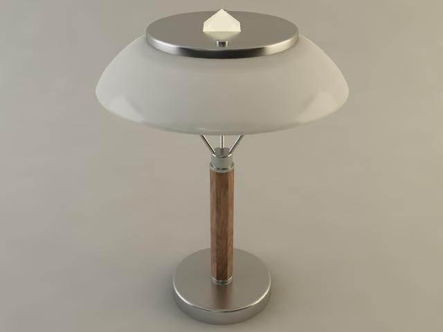 Contemporary Lamp3D model