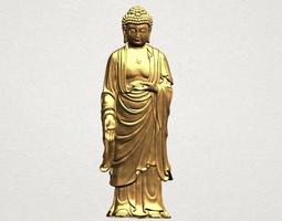 Gautama Buddha standing 3D printable model
