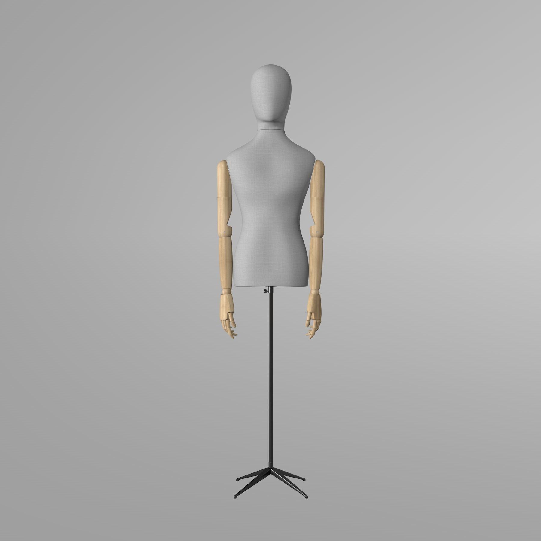 Mannequin unisex