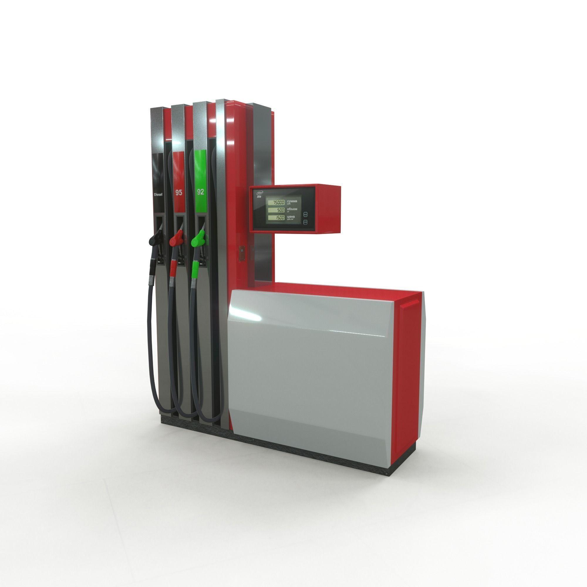 Gas station - Topaz-23x