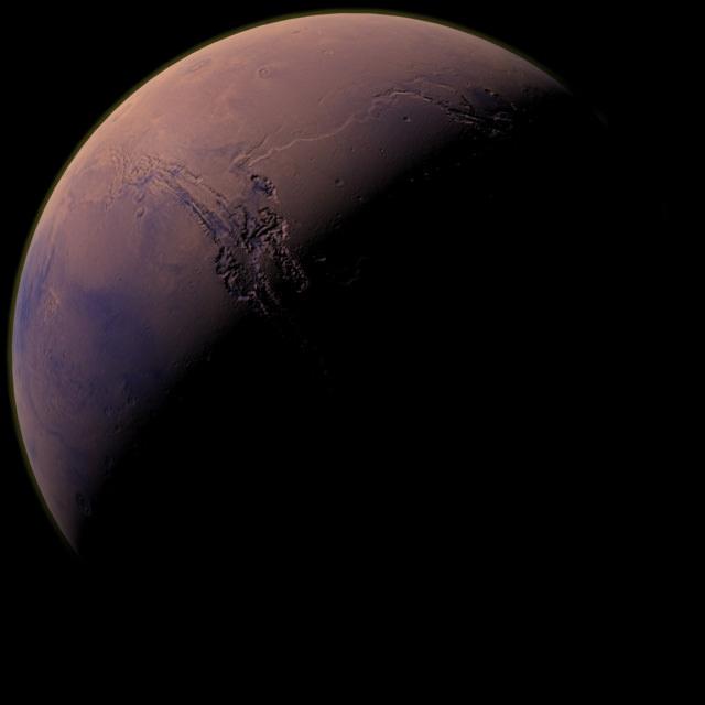 model of planet mars - photo #34