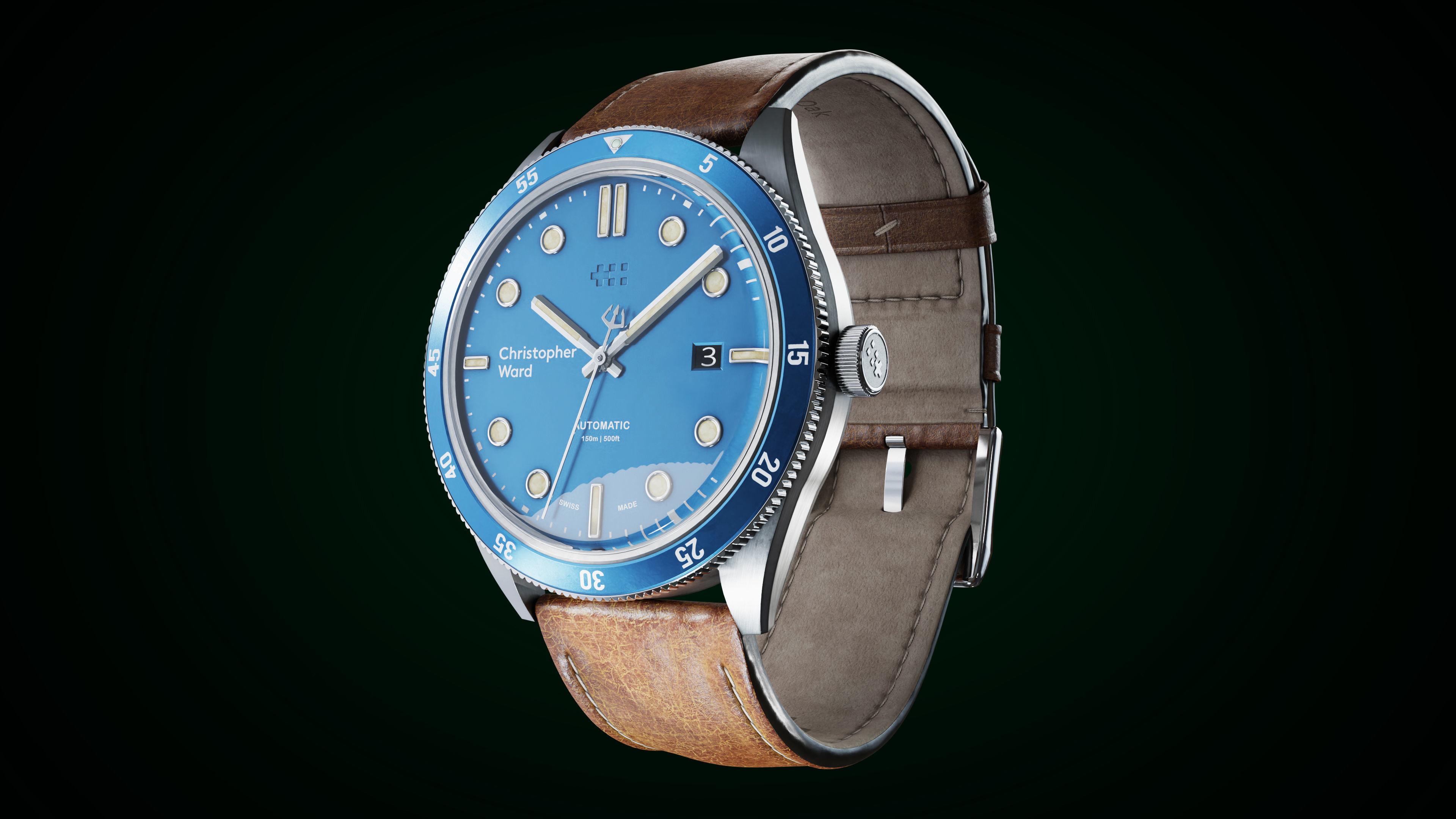 Christopher Ward C65 Watch