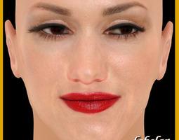 3D Gwen Stefani