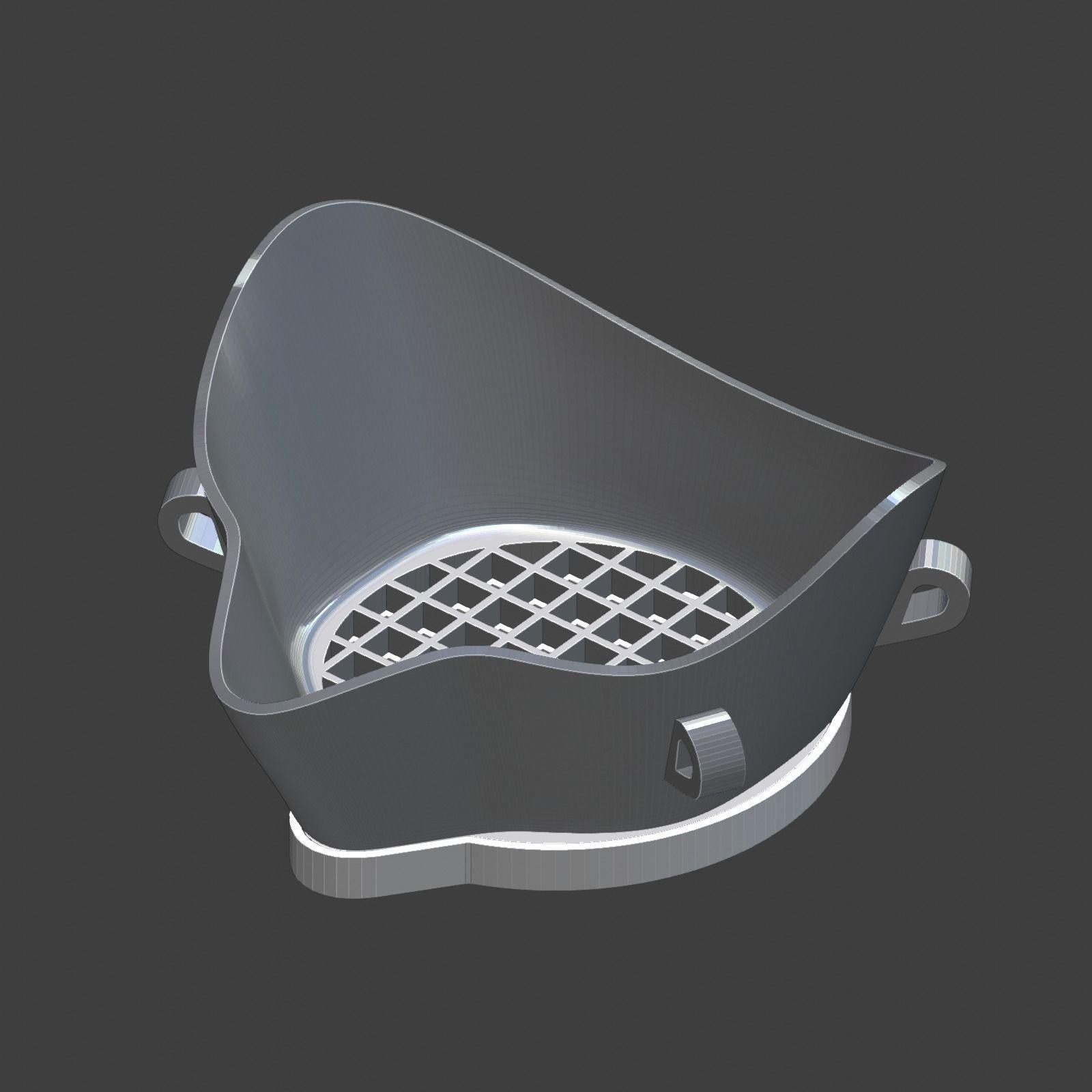 Slim Reusable Air Mask Respirator