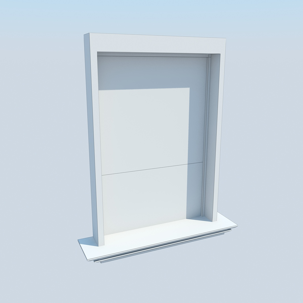 Windows max 2011 3d model max obj 3ds fbx for Window 3d model