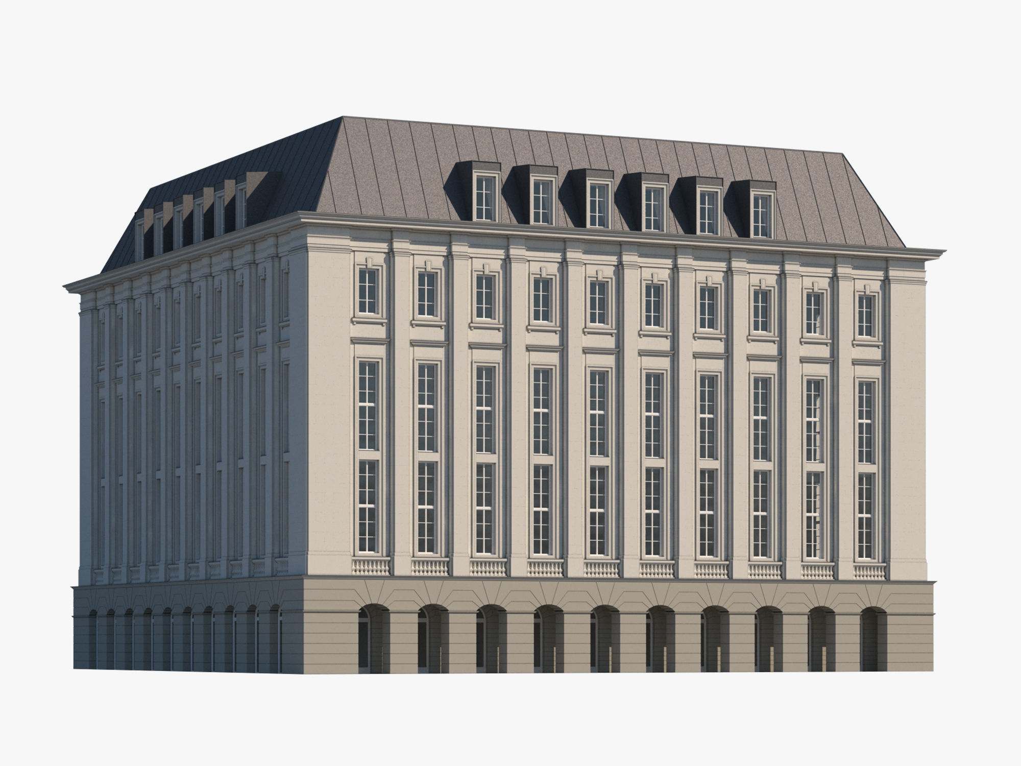 Historic Building 003