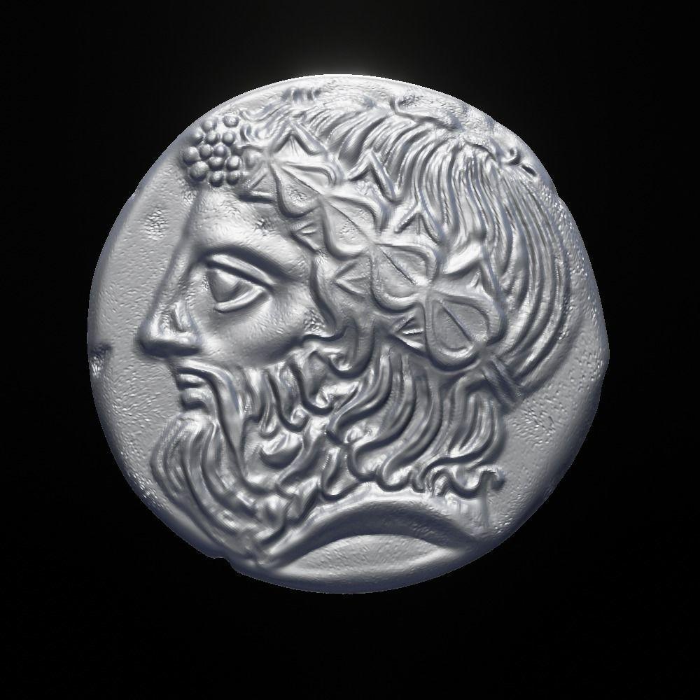 Tetradrachme Tasos