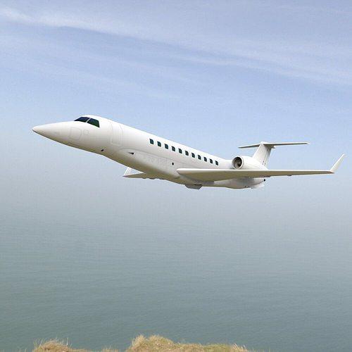 embraer legacy executive aircraft 3d model low-poly obj 3ds pz3 pp2 mtl pdf 1