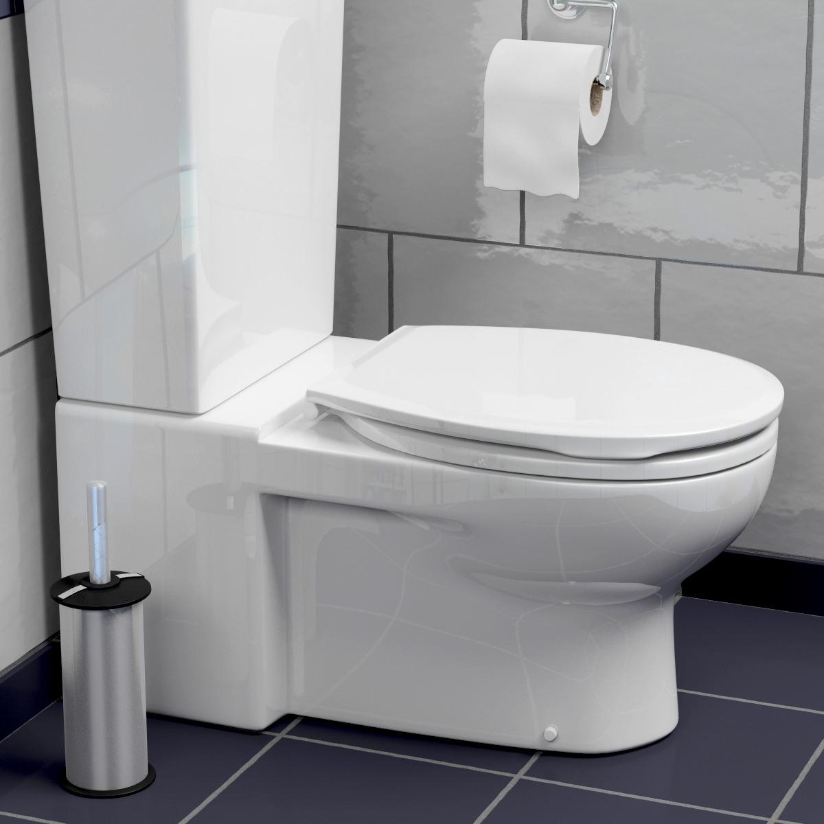 Toilet 3d Model Max Obj Fbx Cgtrader Com