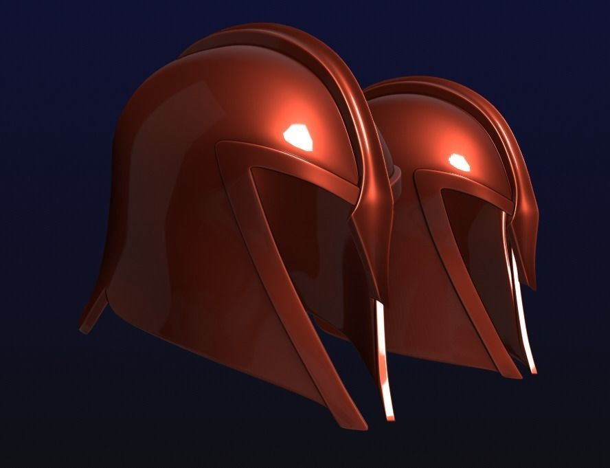 VGK inspired Knight or Troy Style Spartan helmet
