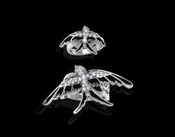 rings swallows 3d printable model