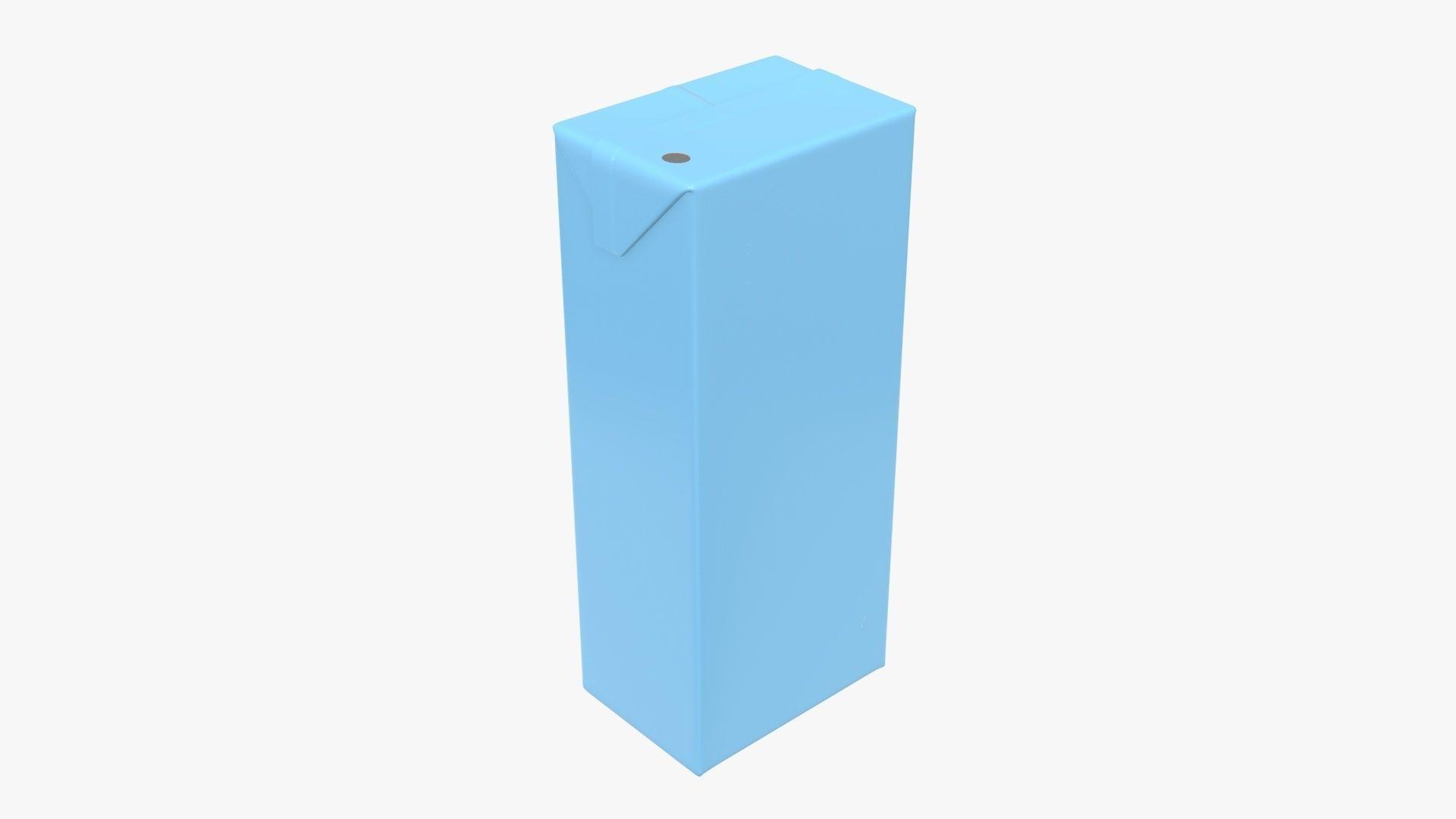 Juice 200ml cardboard box packaging for kids