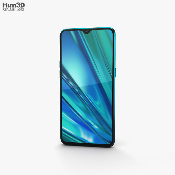 Realme 5 Pro Crystal Green