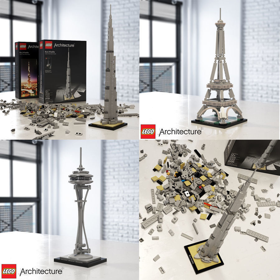 Lego Architecture Collection