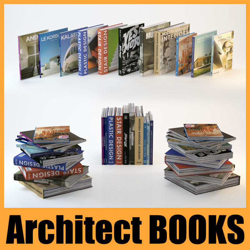 Architecture and Design Taschen and Daab books