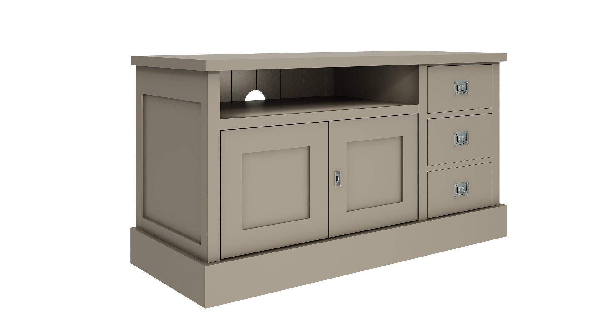 Cupboard Models : comments 0 grey cupboard 3d model realistic 3d furniture model ...