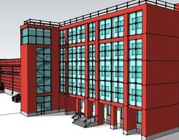 medical Center 3D