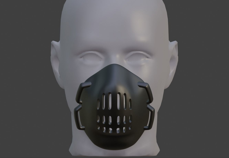 FREE reusable respirator mask for face Coronavirus COVID 19