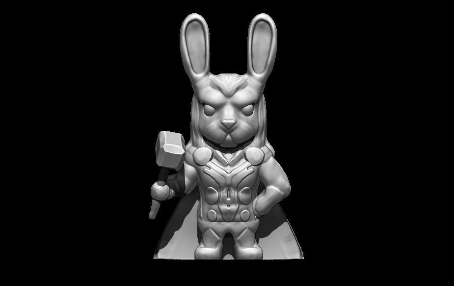 Thor Rabbit - Bunny