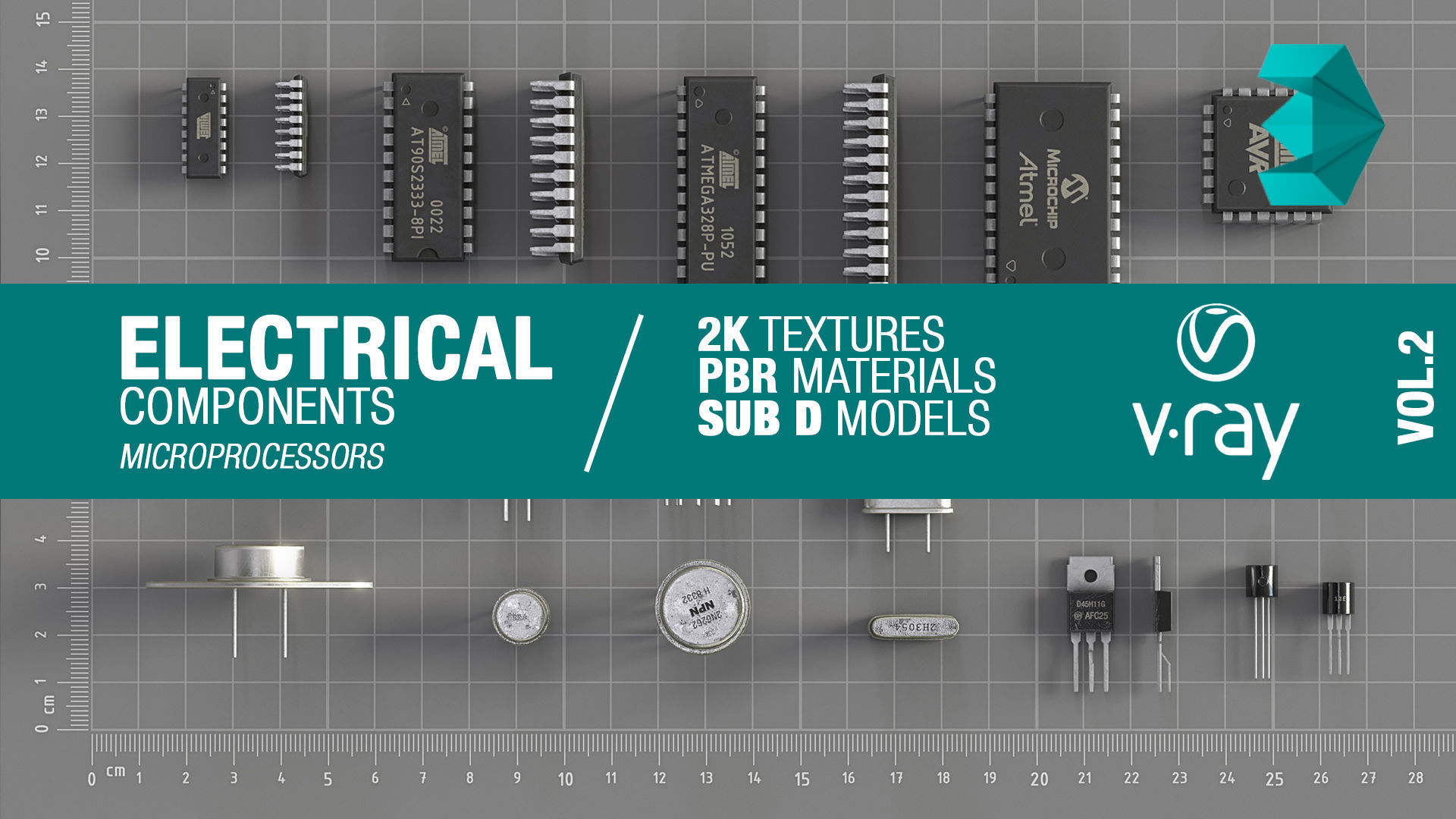 Electrical components vol2