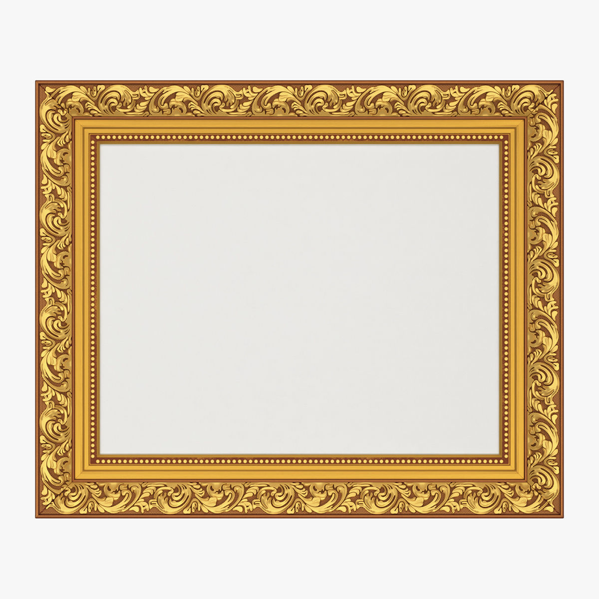 Frame picture gold v7