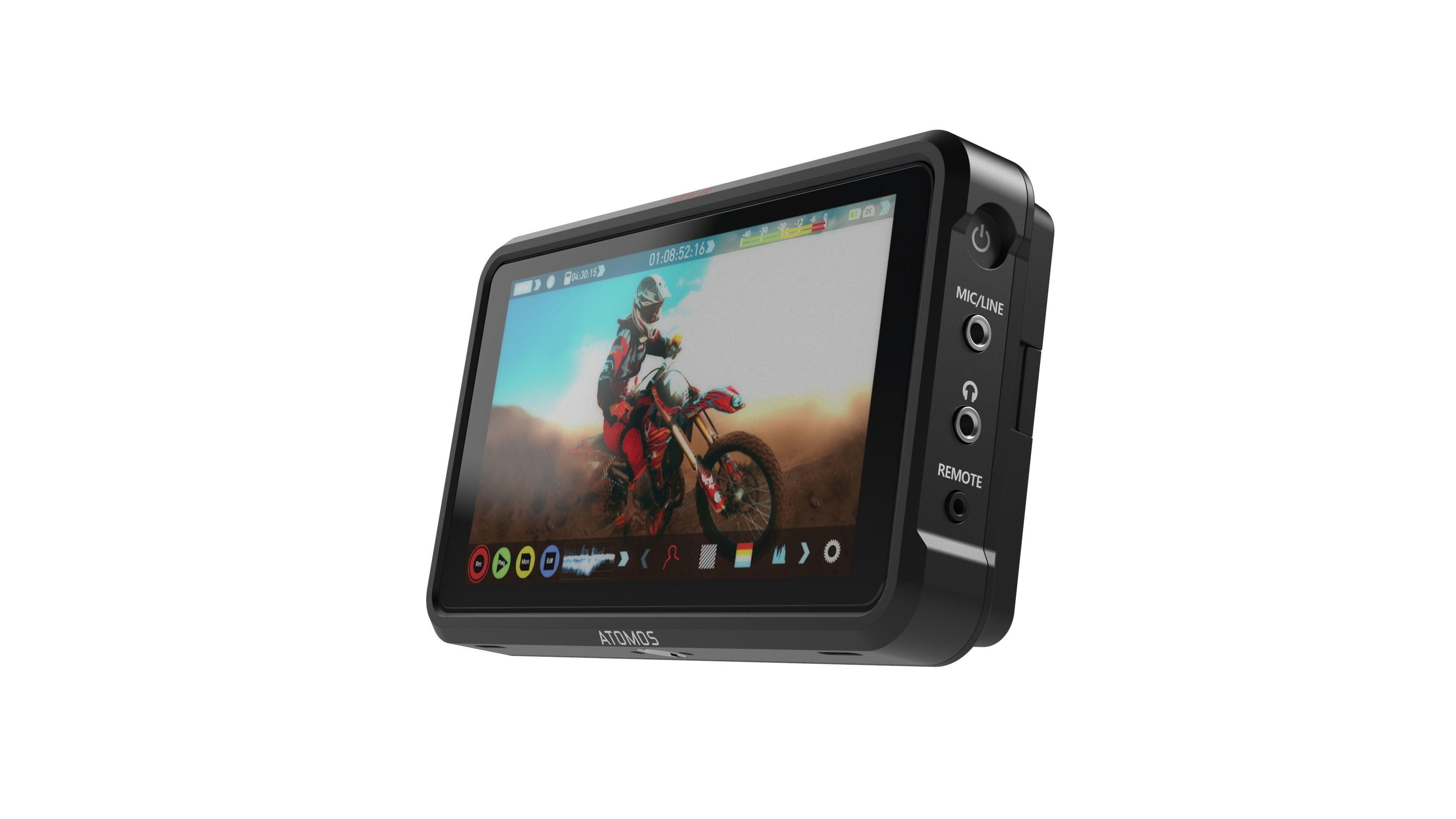 Atomos NINJA V 5 inch 4Kp60 HDR Monitor Recorder CAD