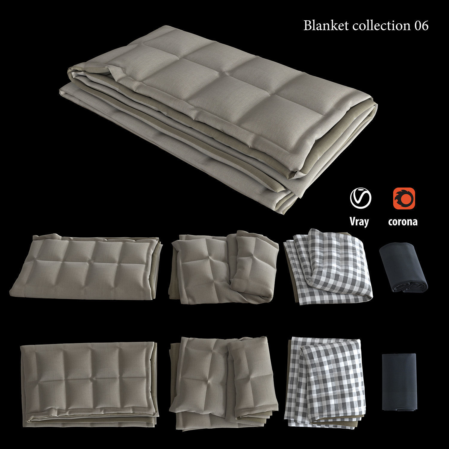 Blanket collection 06