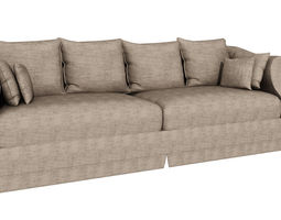 3D model Couch 242