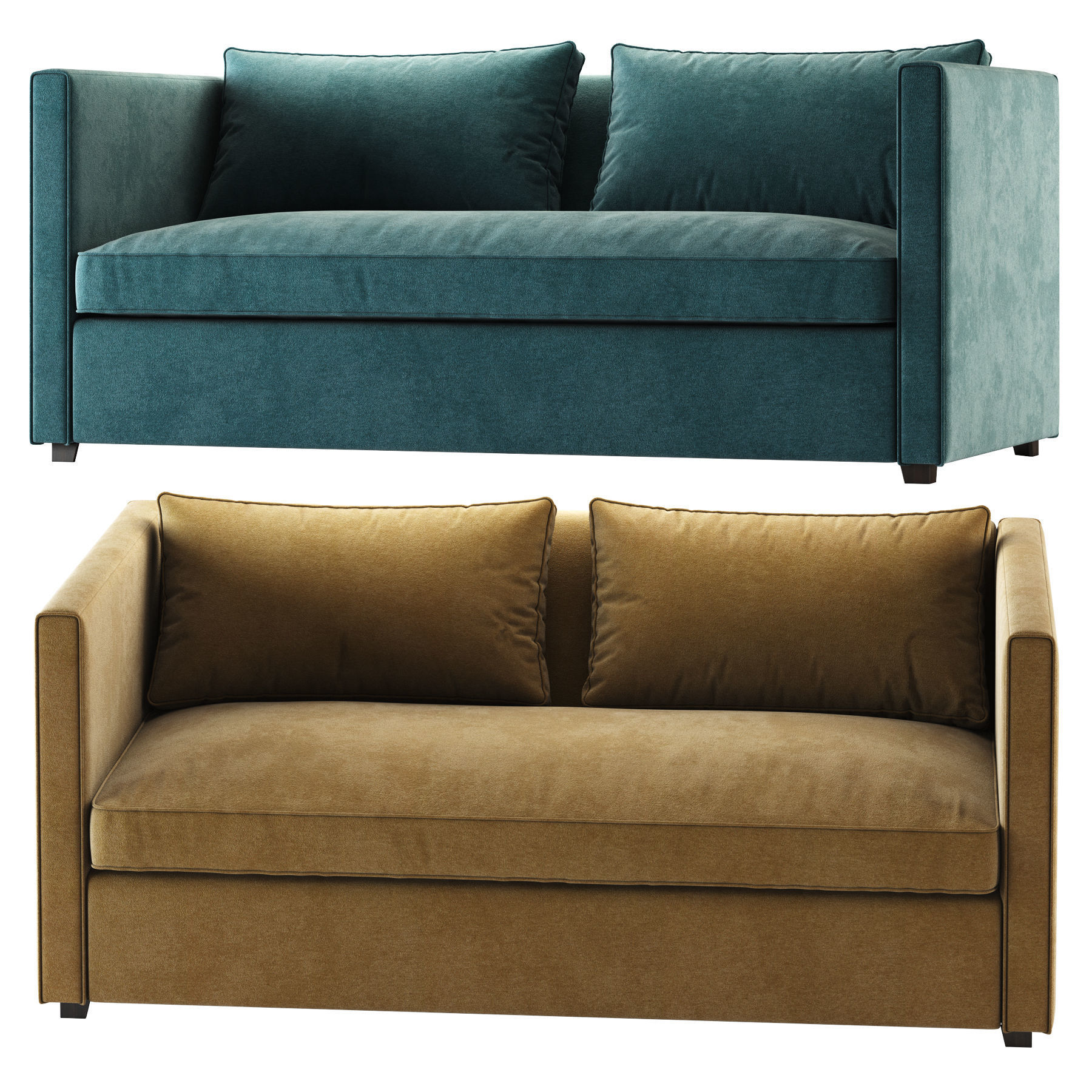 Crate and Barrel Torrey Sofa
