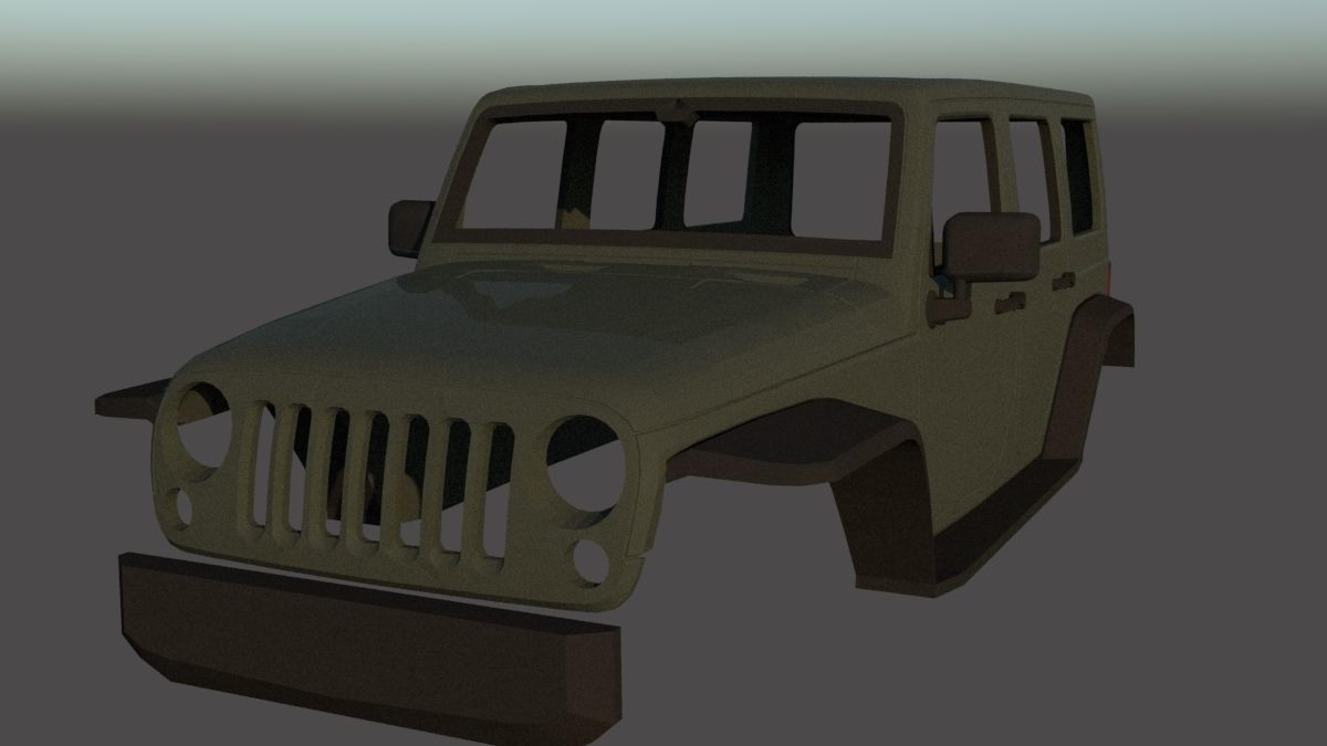 Jeep Wrangler Unlimited 2003