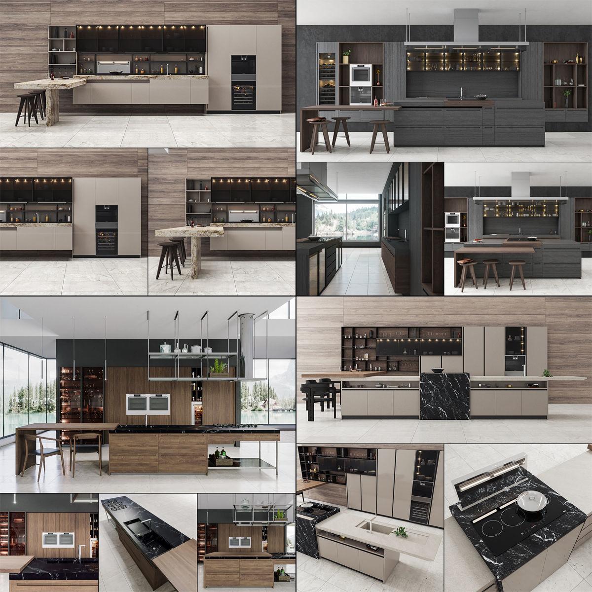 Kitchen collection 50