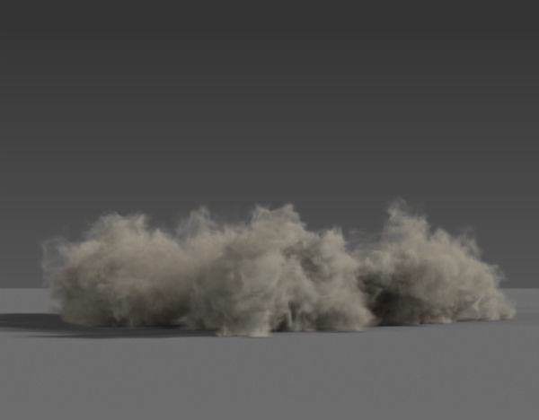 Dust wave Explosion 03 VDB