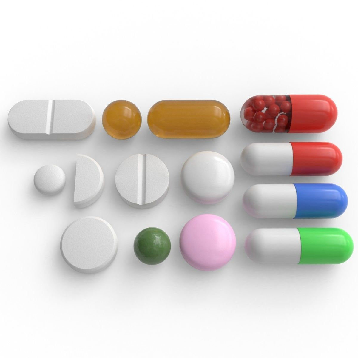 Simple Pills Pack