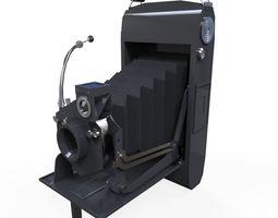 3d asset VR / AR ready zeiss camera