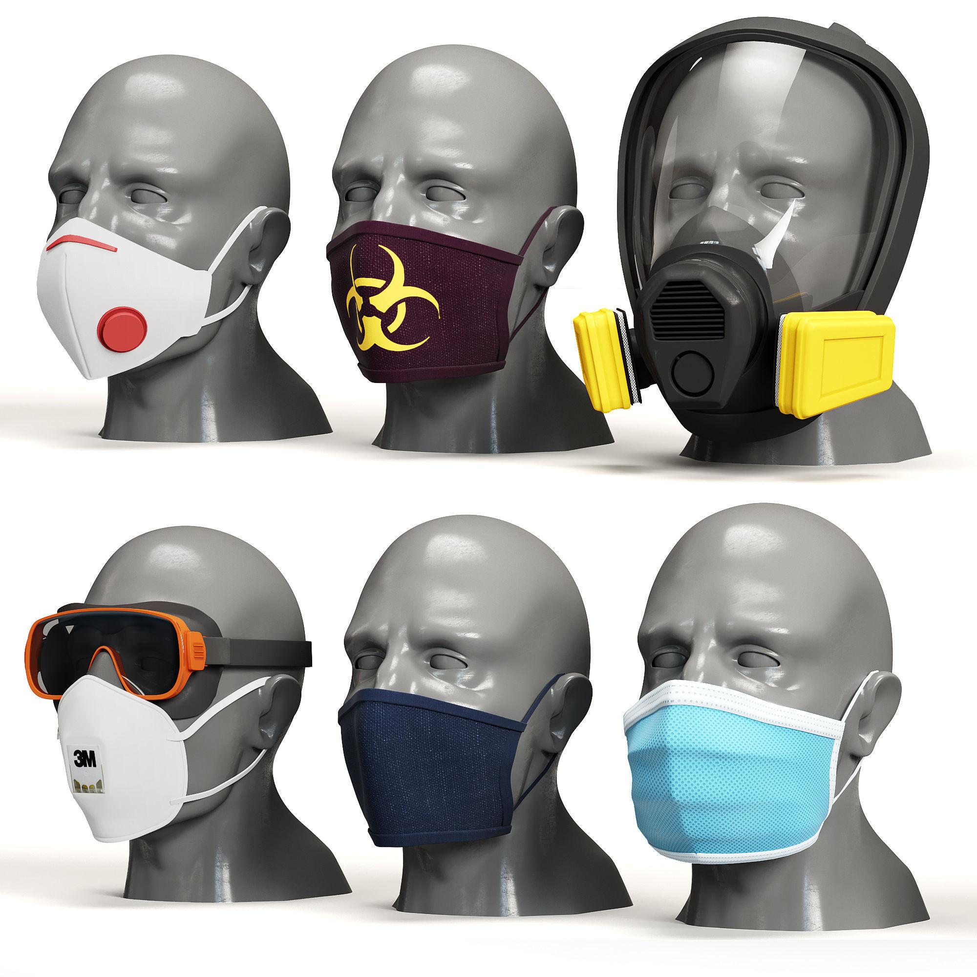 Respiratory Protection Kit