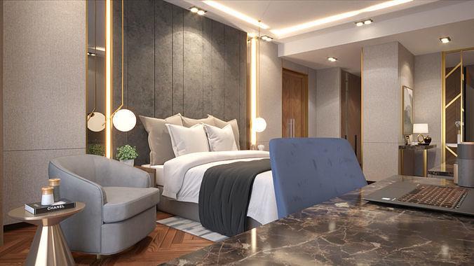 Design Interior Bedroom